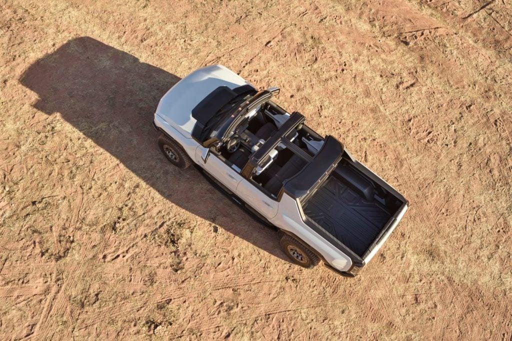 2022 GMC Hummer EV 37