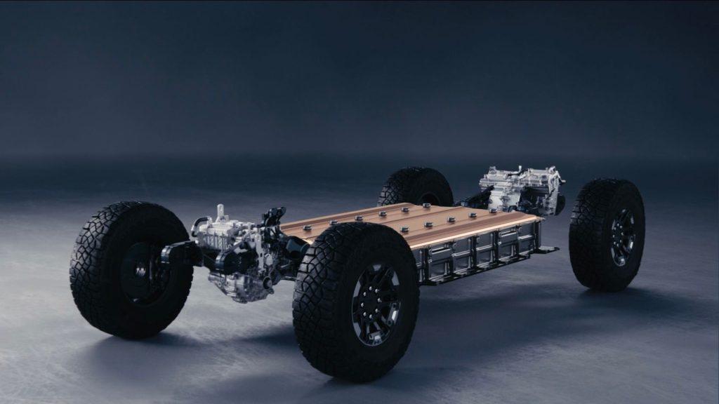 2022 GMC Hummer EV 41