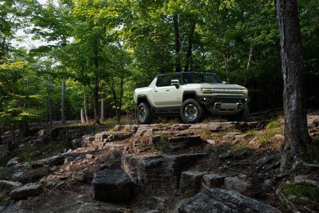 2022 GMC Hummer EV Edition 1.
