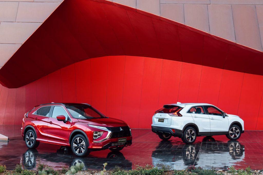 2022 Mitsubishi Eclipse Cross: New Styling Cues Make it Look Less Like a Pontiac Aztek