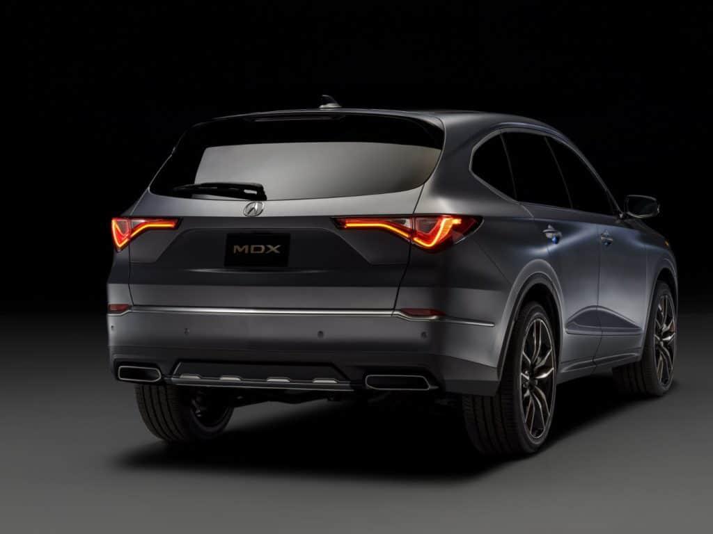 Acura MDX Prototype 14