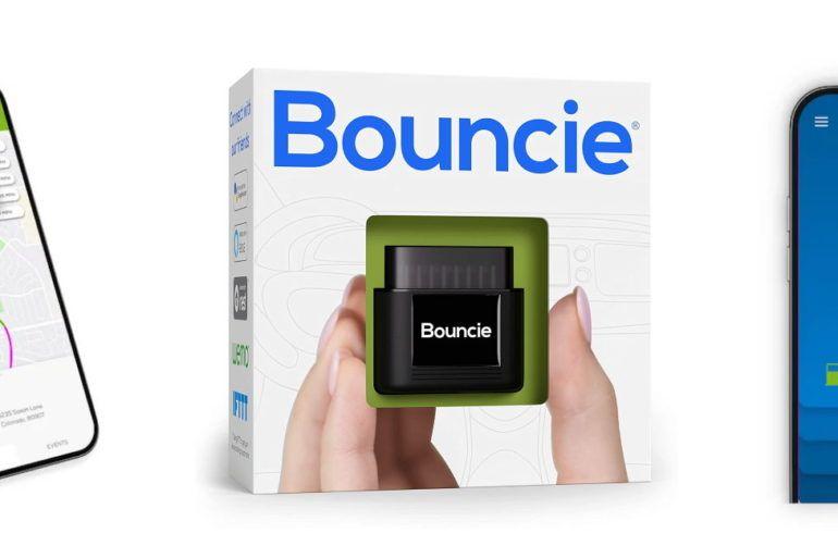 Bouncie banner