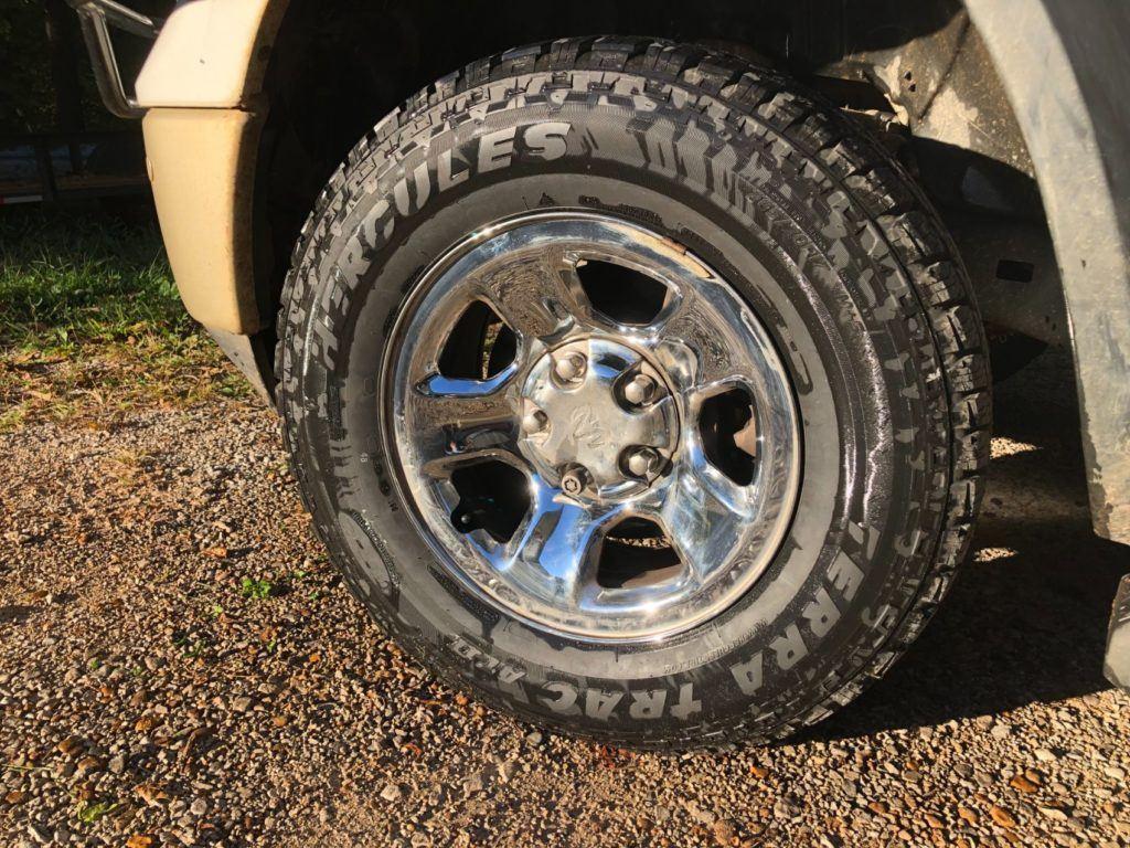 Hercules Tire 3
