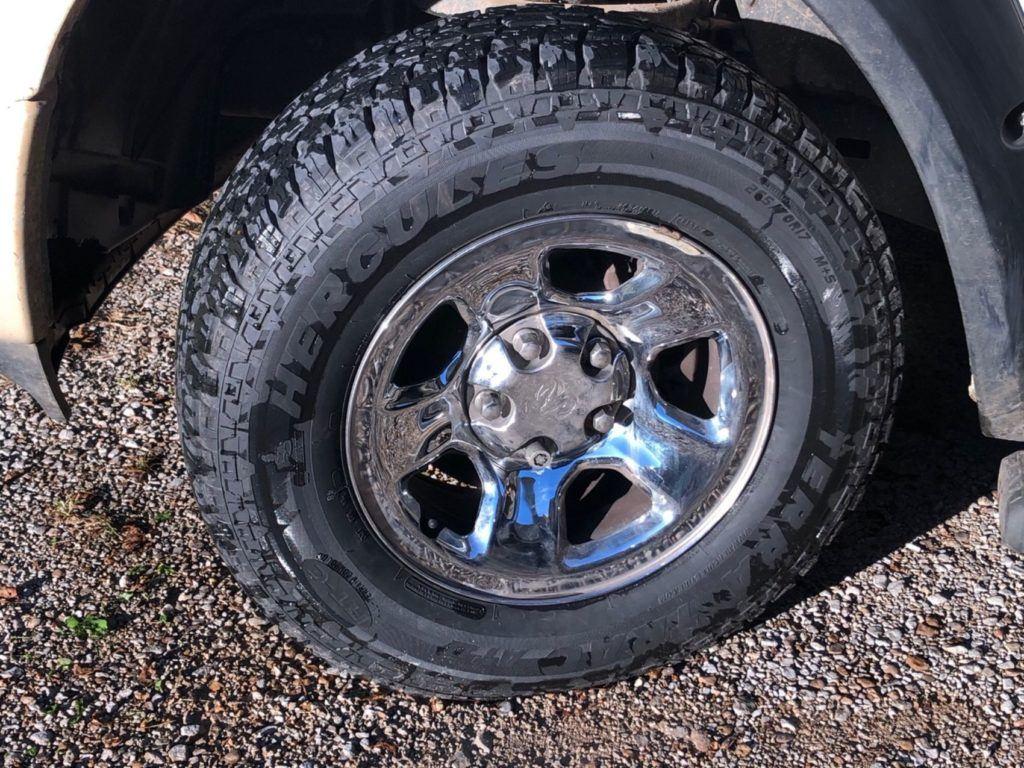 Hercules Tire 8