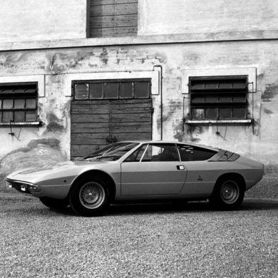 Lamborghini Urraco 18