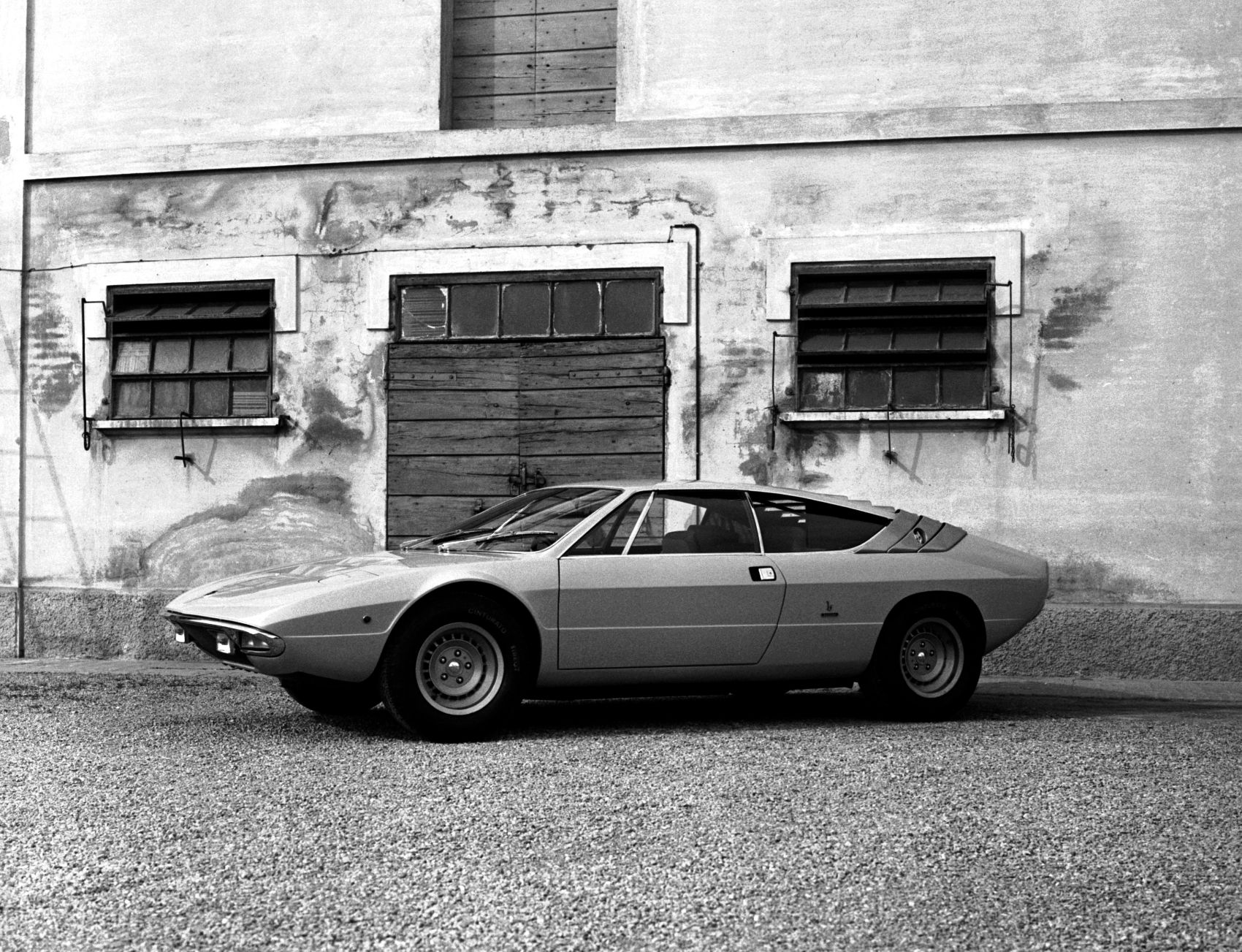 Enjoy This Gallery of Lamborghini Urraco Photos! This Car is Rare & Beautiful!