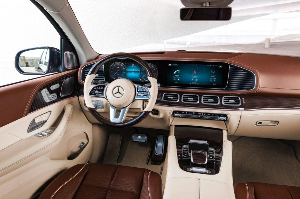 Mercedes Maybach GLS 1