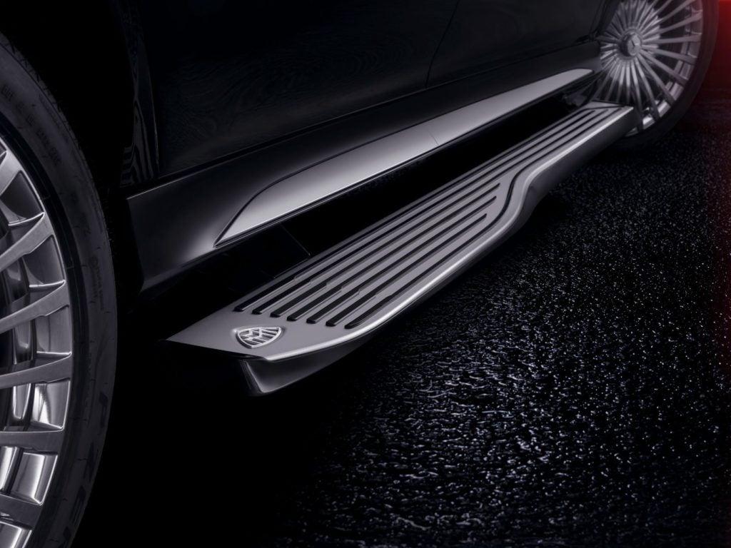 Mercedes Maybach GLS 12