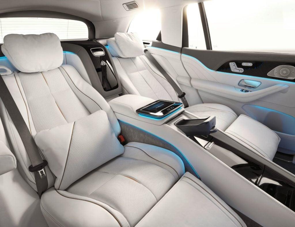 Mercedes Maybach GLS 14