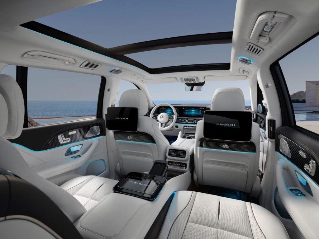 Mercedes Maybach GLS 16