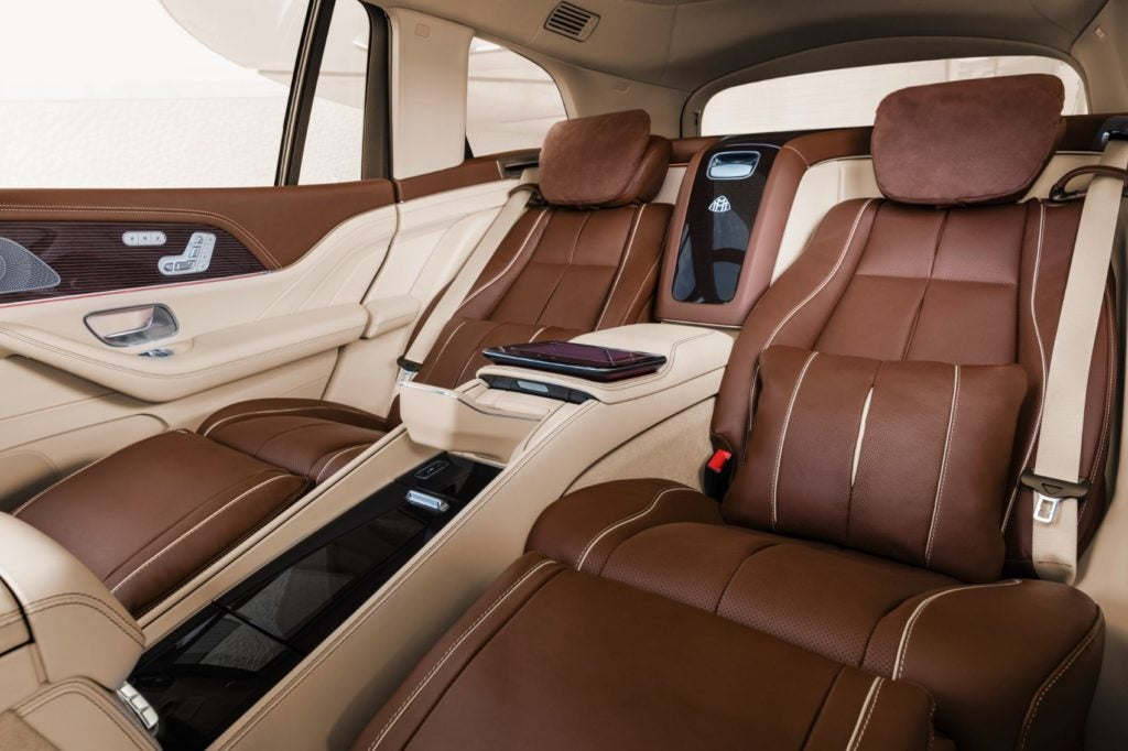Mercedes Maybach GLS 3