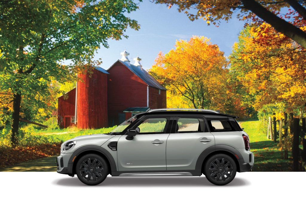 Mini Countryman Oxford Edition 3