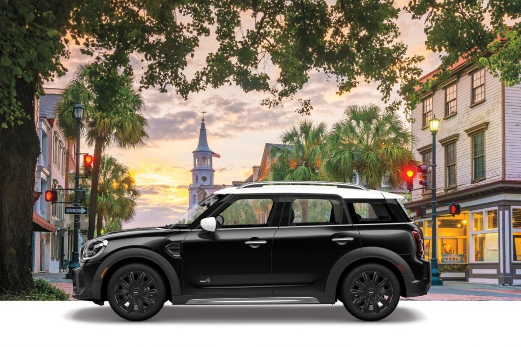 Mini Countryman Oxford Edition 4