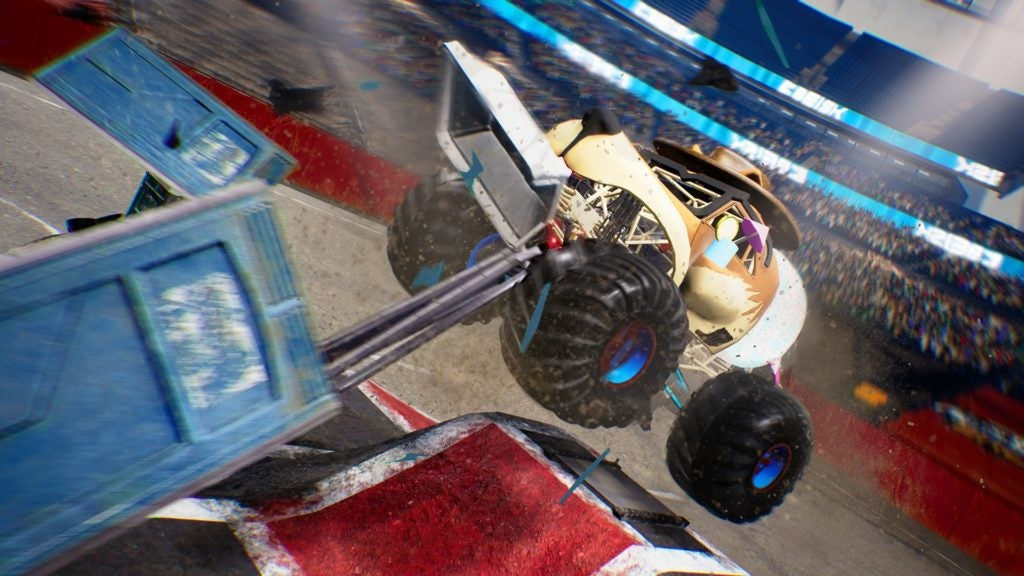 Monster Truck Championship screenshot.