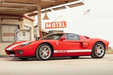 Omaze 2005 Ford GT 5
