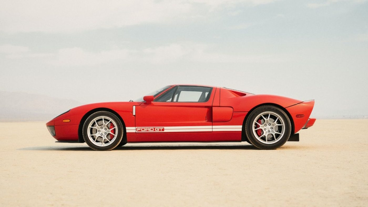 Omaze 2005 Ford GT