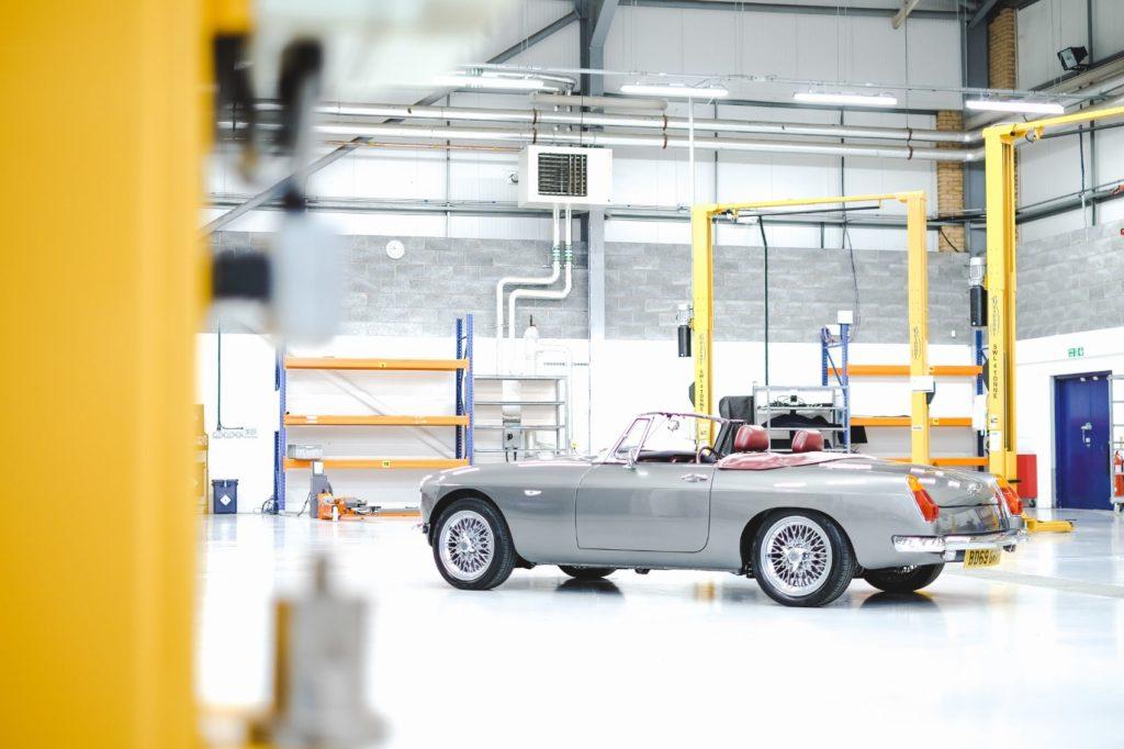RBW Roadster Rear 1