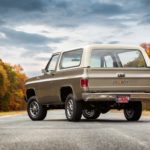 SEMA ChevroletPerformance K5 Blazer E 04