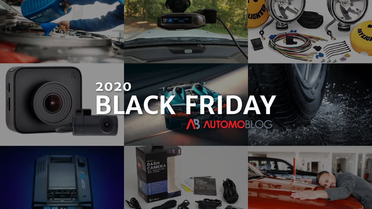 Black Friday 2020: Don't Miss the Best Automotive Deals
