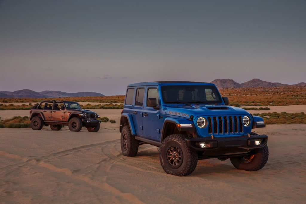 2021 Jeep Wrangler Rubicon 392 1
