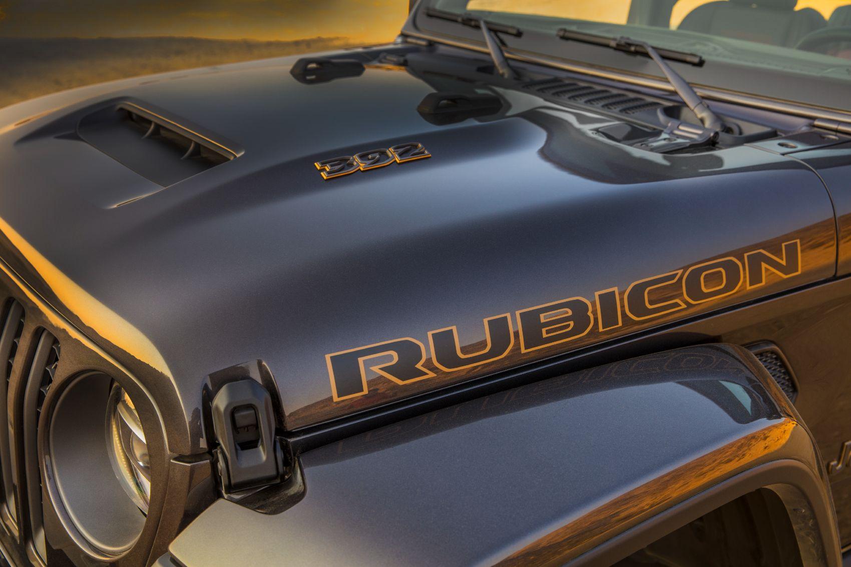 2021 Jeep Wrangler Rubicon 392 Big Hemi Wrangler Reports For Off Road Duty
