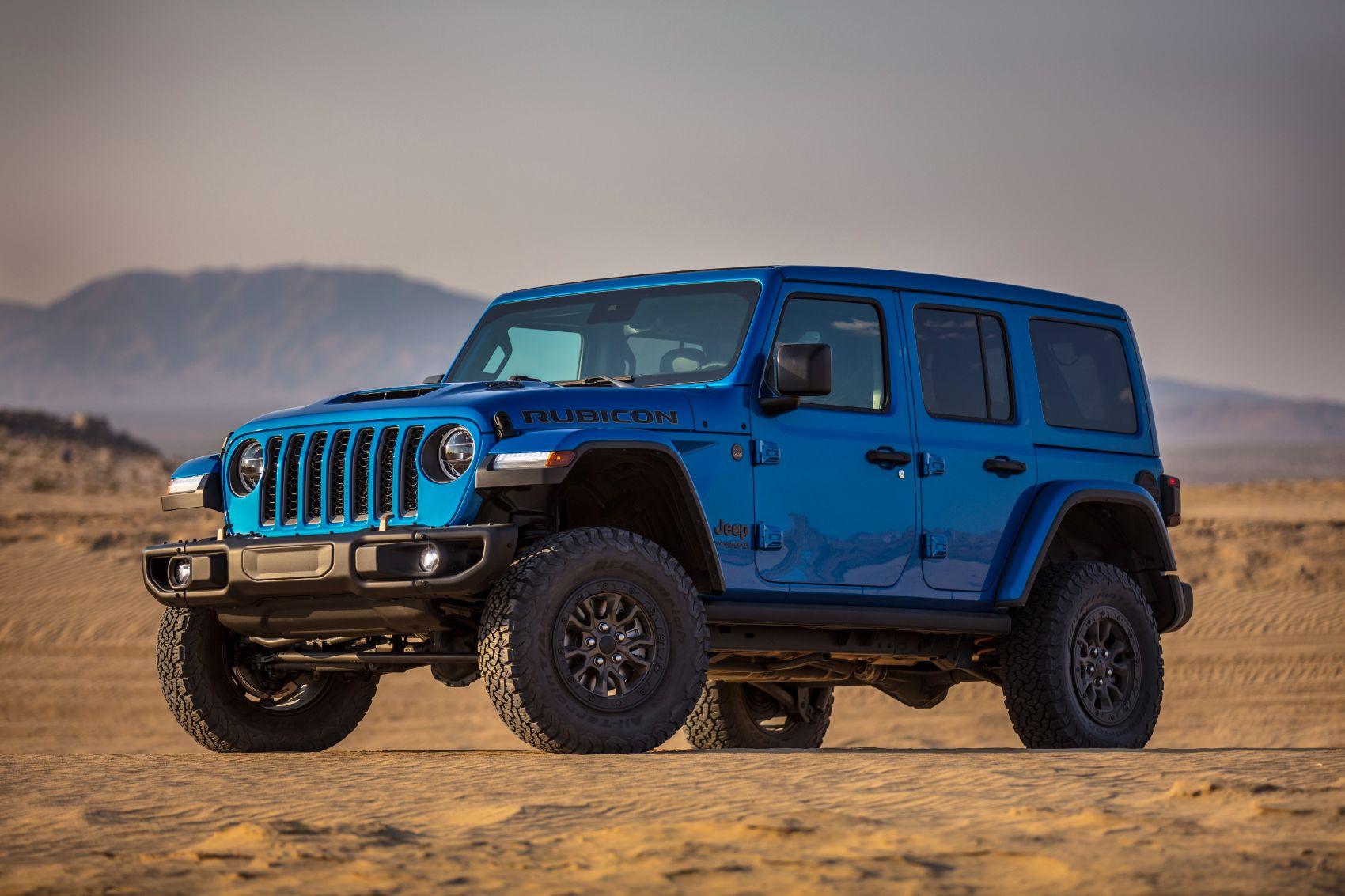 2021 jeep wrangler rubicon 392: big hemi wrangler reports