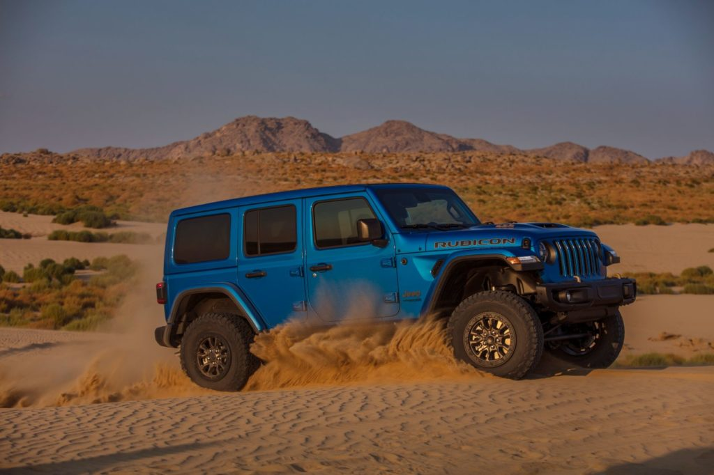 2021 Jeep Wrangler Rubicon 392 4