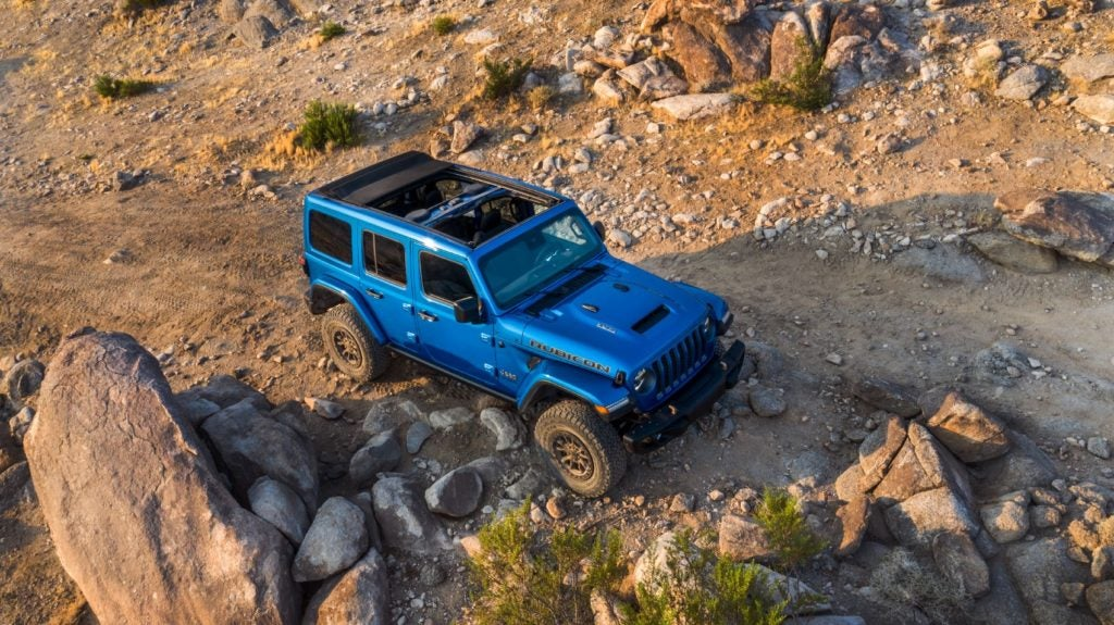 2021 Jeep Wrangler Rubicon 392 6