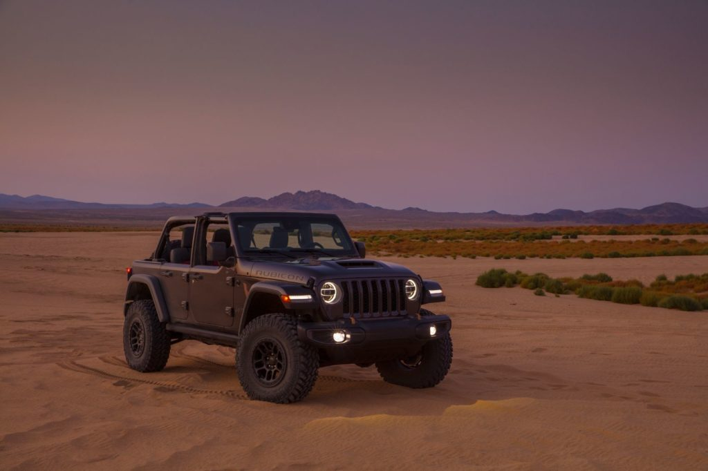 2021 Jeep Wrangler Rubicon 392 8