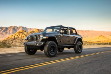 2021 Jeep Wrangler Rubicon 392 9