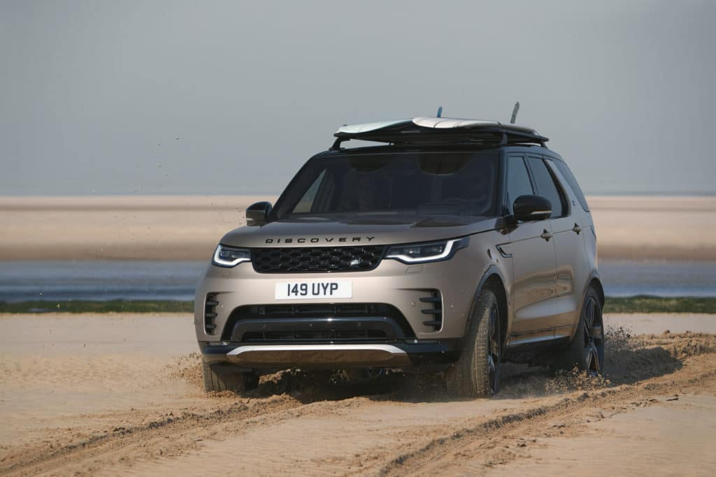 2021 Land Rover Discovery 1