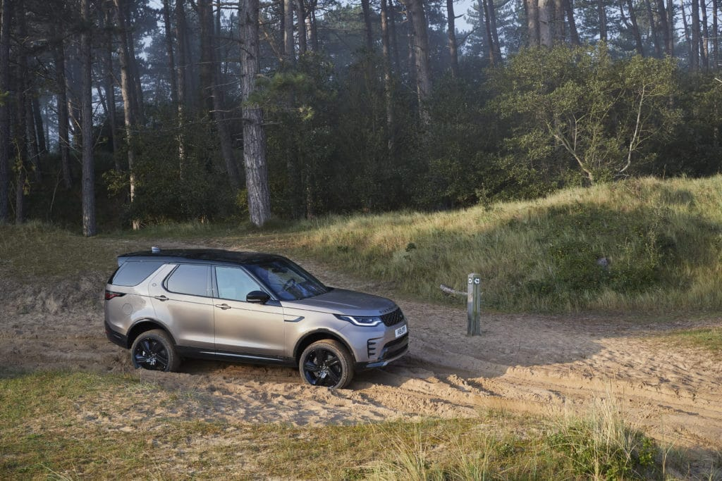 2021 Land Rover Discovery 13