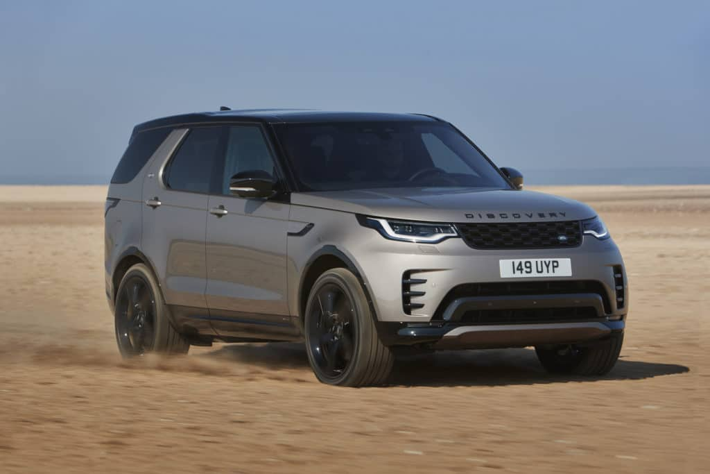 2021 Land Rover Discovery 14
