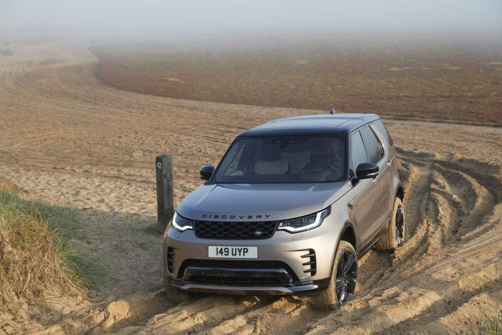 2021 Land Rover Discovery 17