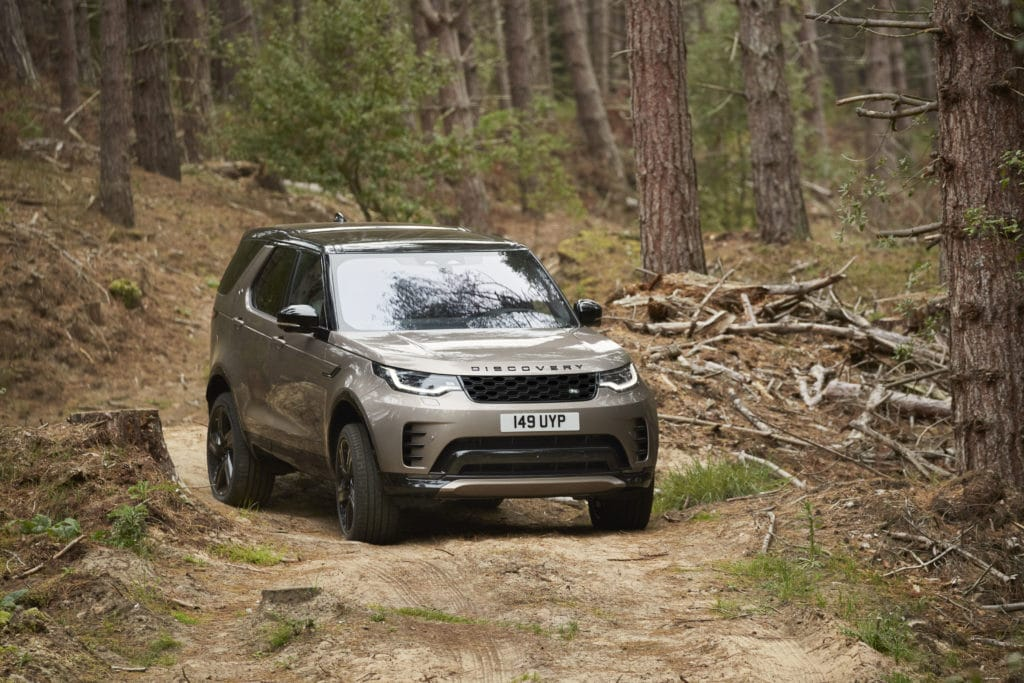 2021 Land Rover Discovery 18