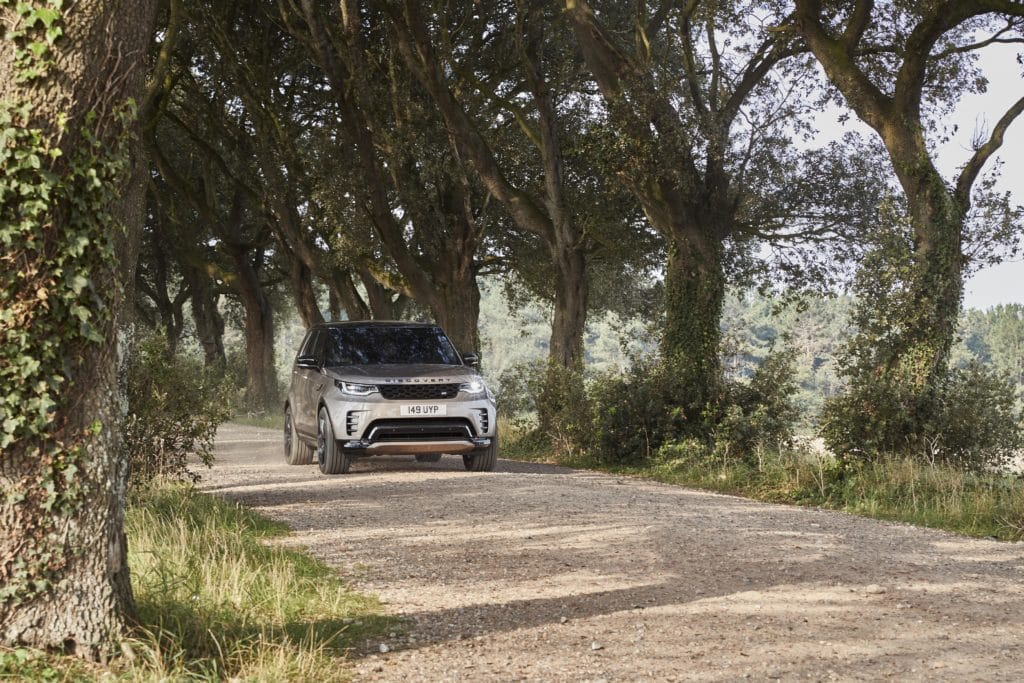 2021 Land Rover Discovery 19