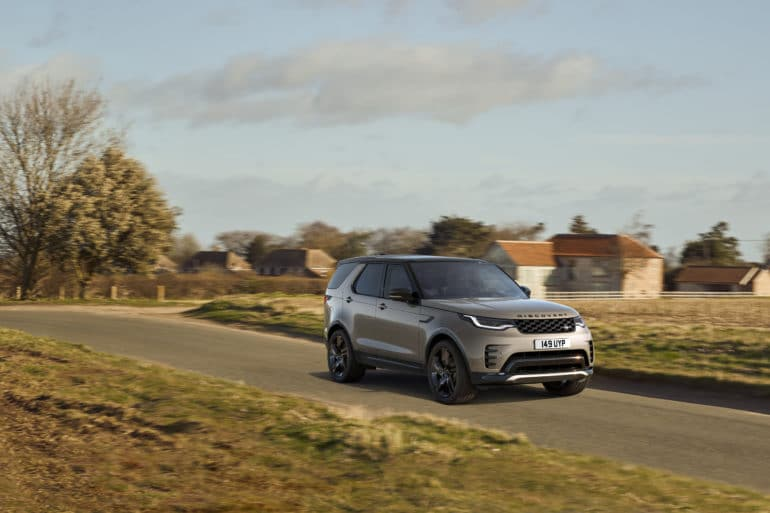 2021 Land Rover Discovery 7