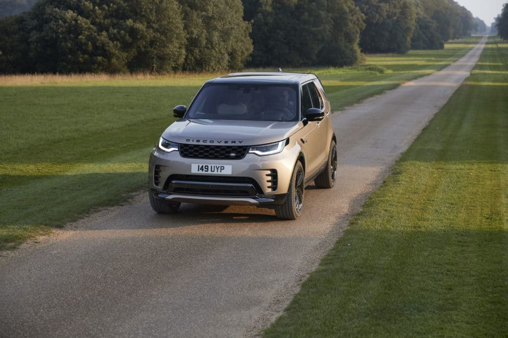 2021 Land Rover Discovery 8