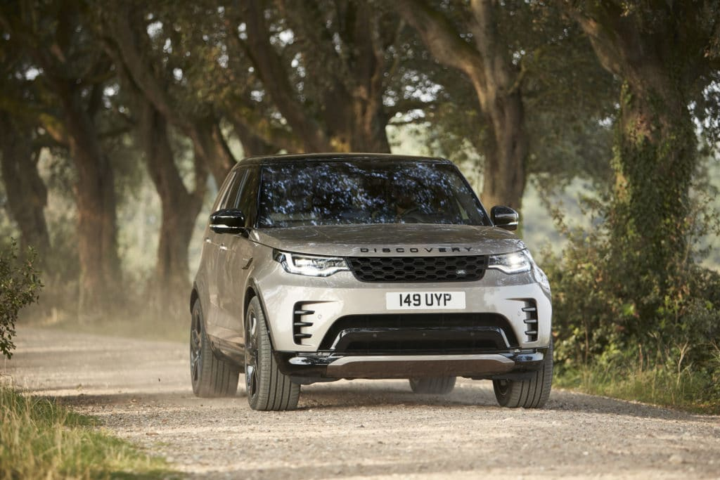 2021 Land Rover Discovery 9