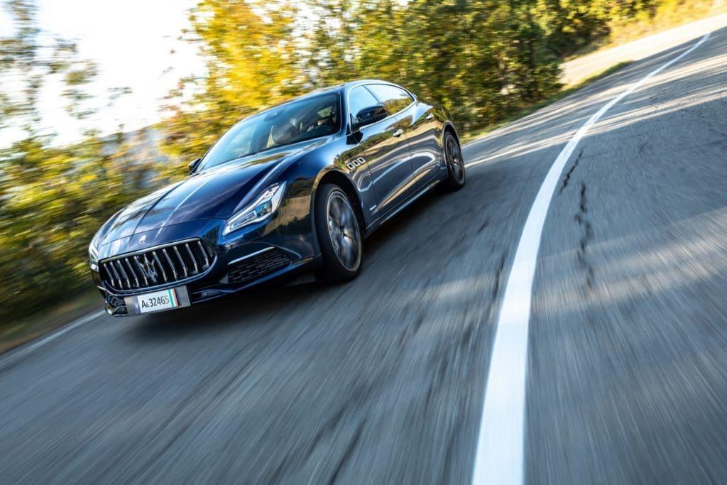 2021 Maserati Quattroporte SQ4 GranLusso 1