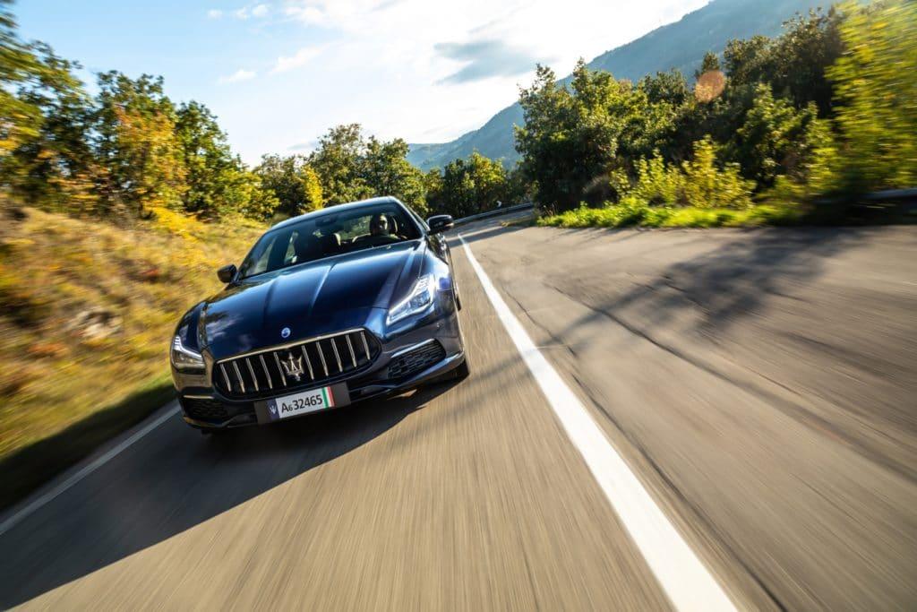 2021 Maserati Quattroporte SQ4 GranLusso 2