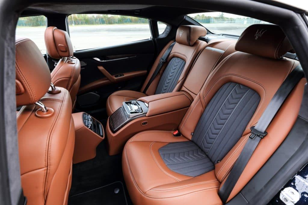 2021 Maserati Quattroporte SQ4 GranLusso 4