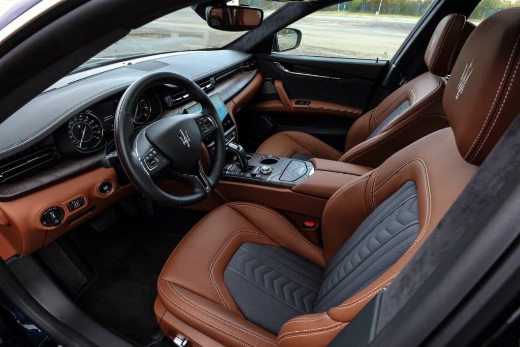 2021 Maserati Quattroporte SQ4 GranLusso 6
