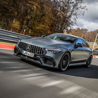2021 Mercedes AMG GT 63 S 1