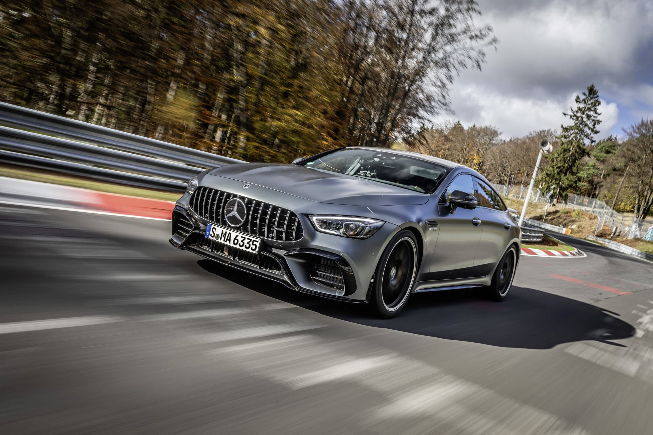 2021 Mercedes AMG GT 63 S 1 scaled
