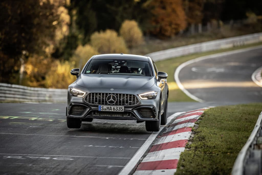 2021 Mercedes AMG GT 63 S 5