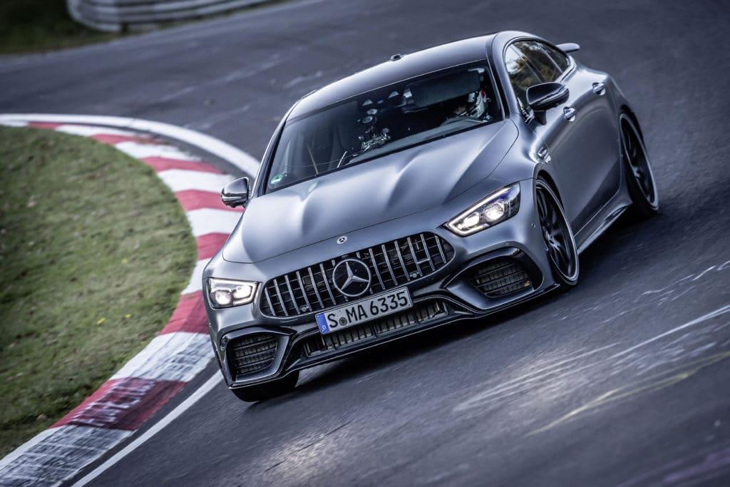 2021 Mercedes AMG GT 63 S 6