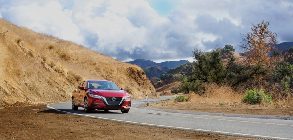 2021 Nissan Sentra 6