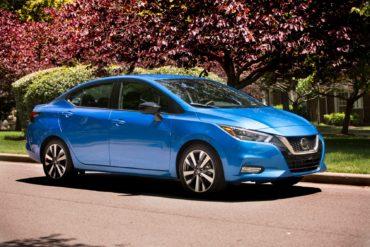 2021 Nissan Versa 1