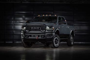 2021 Ram Power Wagon 75th Anniversary Edition 1